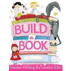 Build a Book for Girls Activity Book