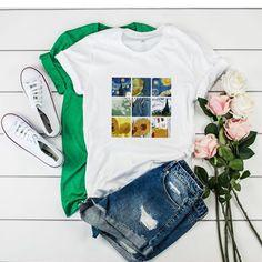 Van Gogh Paintings t shirt