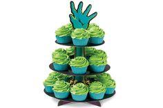 Zombie Hand - Cupcake Stand  (9.95)