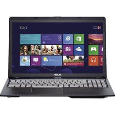 """ASUS Q500A-BHI7T05 15.6"""" Touch Screen Laptop 8GB Memory 750GB HD - Black"""