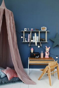 Ideas for Decorating with Shades of Blue