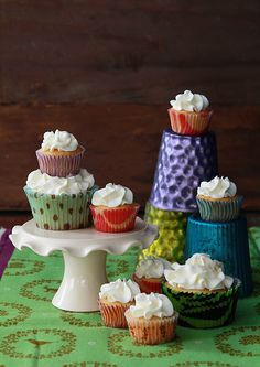 Ultimate Vanilla Cupcakes featured on Bakers Royale