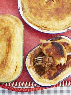 Stout & Steak Pie | Beef Recipes | Jamie Oliver Recipes