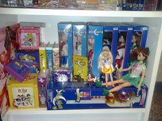 More of my Sailor Moon items