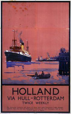 Holland Via Hull