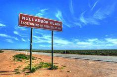 Nullarbor Plain, Western Australia.