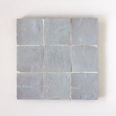 EZR1010 Duck Egg Blue Zellige – TILES OF EZRA Mosaic Tiles, Wall Tiles, Mosaics, Duck Egg Blue Tiles, Grey Baths, Bathroom Accents, Unique Tile, Color Test, Grey Tiles