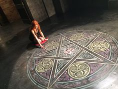 This looks like a job for... Clary Fray! #ShadowhuntersChat @ShadowhuntersTV @FreeformTV