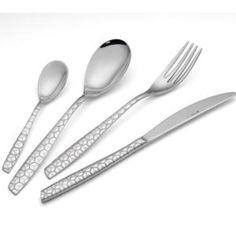 Servizio Posate ELEVEN EXA 49 pezzi in acciaio 18/10 lucido spessore 2,5 mm confezione Regalo