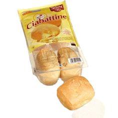 Ciabatta (4ks v balení) 3.32€       Charakteristika:  Bezlepkové pečivo (pre chrumkavú variantu možnosť dopečenia), 4ks v balení
