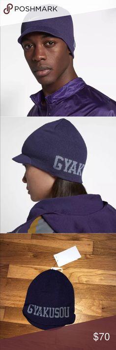 416adaac51d ADULT UNISEX NIKE LAB X GYAKUSOU BEANIE HAT Unisex knit beanie hat Brand  new with tags