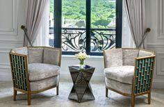 Tiffany Suite, St. Regis Hotel, NY