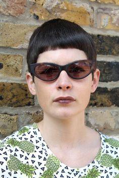 Vintage Anglo American 'Ramona' Sunglasses - Lunettes London