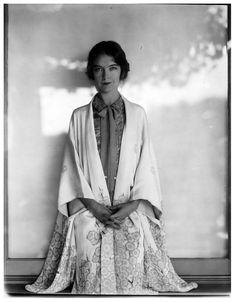 Edward Steichen, Lillian Gish (1899-1993), 27 January 1927