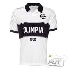 Nova Camisa do Olimpia!