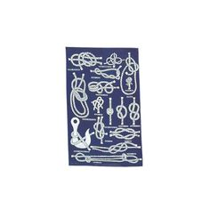Ulster Weavers Knots Bends and Hitches Linen Tea Towel Ulster Weavers http://www.amazon.com/dp/B003GB3M5K/ref=cm_sw_r_pi_dp_IbWKub1ENBEBD