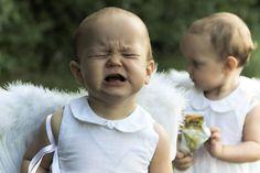 Baby emotions, Toronto baby photographer