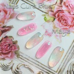 Pretty-N-Pink nails.