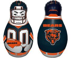 Chicago Bears Tackle Buddy Punching Bag Z157-2324595701