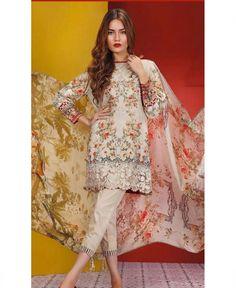 Buy Multi Color Luxury silk Pakistani Suit Pakistani Suits, Salwar Suits, Lehenga Choli, Sari, Online Shopping, Designing Women, Dresses Online, Designer Dresses, Kimono Top