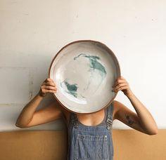 ocean platter by Helen Levi