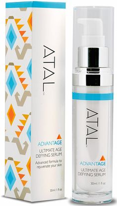 Anti Aging Serum by ATAL - Best Anti Wrinkle Moisturizer - Stimulates Collagen - Powerful Antioxidants - Firms and Hydrates Skin – Effective Skincare Product for Women and Men ** You can get more details here : Face Oil and Serums