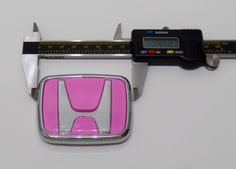 pink honda accord | This emblem may requireminor modification to be installed on some of ...