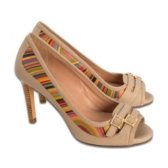 Ladies Shoes, Paul Smith, Fashion Shoes, Peep Toe, Label, Glamour, India, Sandals, Search