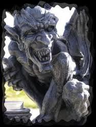 what is gargoyle? this is the History of Gargoyles & Grotesques. many facts and information about this gargoyle, you must read ! Gremlins, Dragons, Gothic Gargoyles, Creepy Faces, Architectural Sculpture, Ange Demon, Angels And Demons, Gothic Architecture, Green Man