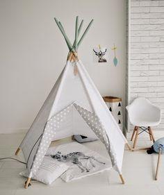 Tipi namiot do pokoju dziecięcego Gwieździste Wrota