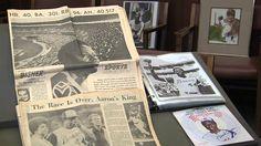 Emory Exhibit Celebrates the Life of Hank Aaron