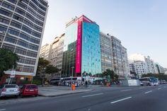Nissan Kicks Hotel Copacabana - Olimpíadas Rio 2016