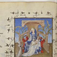 Christine de Pizan, Livre du chemin de long estude ; Enseignements moraux ; Oroison Notre-Dame ; Quinze Joyes Notre-Dame ; Dit de la pastoure ; Oroison Notre Seigneur ; Livre du duc des vrais amants .