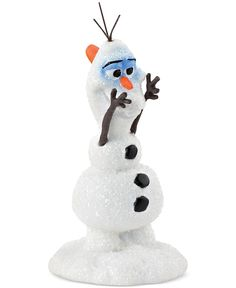 Department 56 Olaf's New Nose Frozen Village Collection Figurine