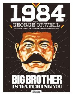 George Orwell, Margaret Atwood, Graphic Novel, Comic, Science Fiction, Audiobooks, Ebooks, Novels, This Book