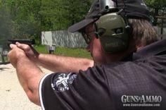 At the Range: Springfield XDs 9mm vs. 45 Auto - Guns & Ammo