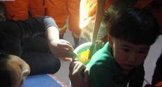 Criança De 2 Anos Resgatada De Um Tambor Da Máquina De Lavar Roupa