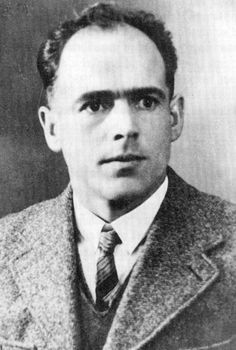 Franz Jägerstätter, born 20 May 1907 - killed 9 August 1943, was an Austrian conscientious objector during World War II. He gave his life resisting the occupation of Austria by Hitler's army. While in prison, he wrote about his convictions regarding eternal life. Jägerstätter was sentenced to death and executed - On 26.10.2007, he was beatified.