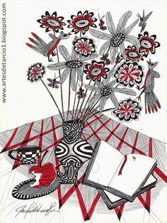 Desenho de Tárcio Oliveira