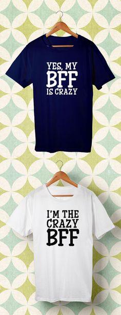 65d4f8a80 22 Best Best Friend Shirts images   Best friend shirts, Tank shirt ...
