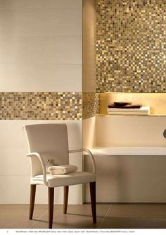 Villeroy and Boch Moonlight tile. Available at Decorative Materials Denver, Vail, and Aspen