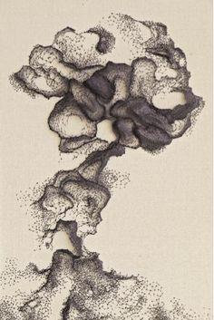 Zhu jingyi work:《 Emerge 2 》,120X180cm , Acrylic on canvas , 2012, ShangHai,China 朱敬一作品:《孤束2》,120X180cm,布面丙烯,2012,中国,上海