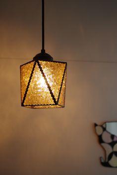 ステンドグラス、ランプ L8【受注】 by ステンドグラシアス 家具