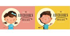 hippobluecovers: personalized children's book