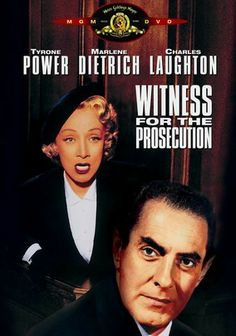 Witness for the Prosecution 情婦 (1957)
