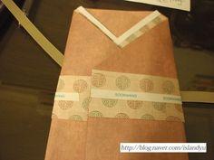 돈봉투 접기 방법- 추석맞이 돈 봉투 : 네이버 블로그 Paper Shopping Bag, Origami, Decor, Dekoration, Decoration, Origami Paper, Origami Art