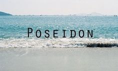 Poseidon (/pəˈsaɪdən, pɒ-, poʊ-/;[1] Greek: Ποσειδῶν, pronounced [pose͜edɔ́͜ɔn]) was one of the Twelve Olympians in ancient Greek religion and myth. He was god of the Sea and other waters; of earthquakes; and of horses.[2] In pre-Olympian Bronze Age Greece, he was venerated as a chief deity at Pylos and Thebes.