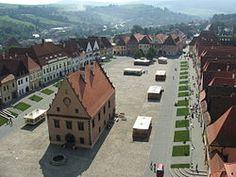 Reserva de conservación de la ciudad de Bardejov