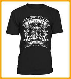 A Motorcycle Is Expensive So Are Coffins - Rugby shirts (*Partner-Link)