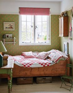 One family found the peaceful countryside the ideal place to relocate, turning a dreary period house into a light-filled family home with a picket fence. English Cottage Kitchens, Neutral Colors, Colours, Victoria Magazine, Farmhouse Bedroom Decor, Country Primitive, Primitive Crafts, Vintage Fabrics, Living Spaces